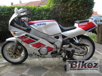 Yamaha Fzr 400 Specifications And Pictures