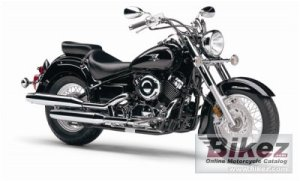 2007 Yamaha V Star Classic specifications and pictures