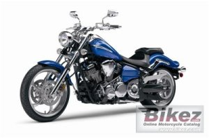2008 Yamaha Raider S specifications and pictures