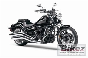 2008 Yamaha Raider specifications and pictures