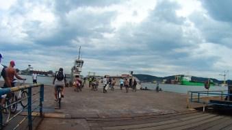 Balsa santos guarujá Bike Zona Sul