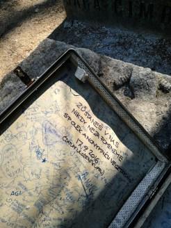 Cimrman's kufr in Kaproun
