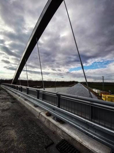 New bridge in Vrbno