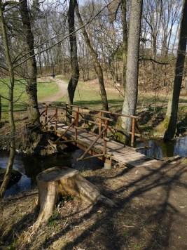 New bridge at point 11