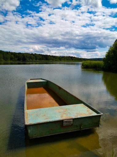 Padrťský rybník