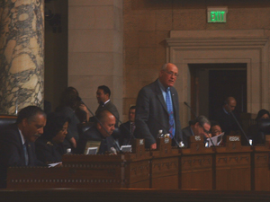 Four years ago Bill Rosendahl fought for bike riders; will anyone step up now?