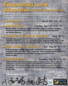 LACBC Empowerment Workshops