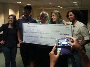 From left: Jennifer Klausner, Damian Kevitt, JJ Hoffman, Michele Kevitt Kirkland and Alex Amerri