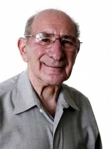 Alex Baum in 2006; photo from the Jewish Journal