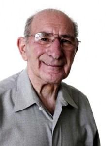 Alex Baum in 2006; photo from the Jewish Journal
