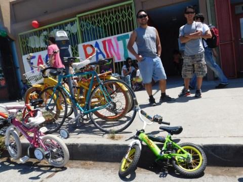 Tiny-Bikes