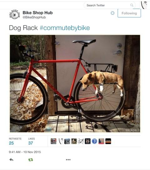 Dog-Rack