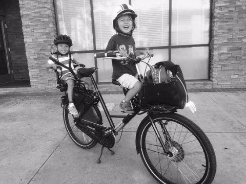 LA Bike Dad