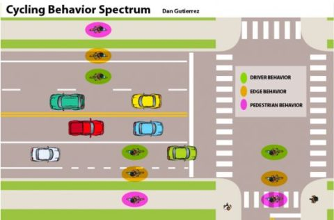 cyclist-behavior-spectrum