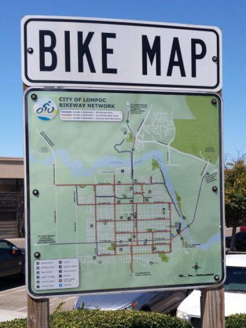lompoc-bike-trail-sign