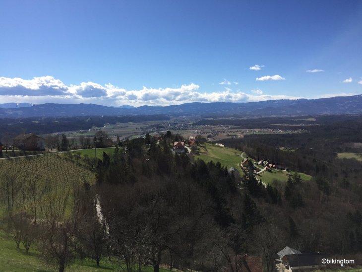 Radtour Steiermark bikingtom