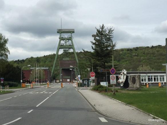 Eingang Zeche Prosper Haniel