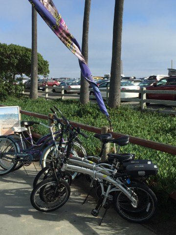 Roadtrip USA,Fahrrad