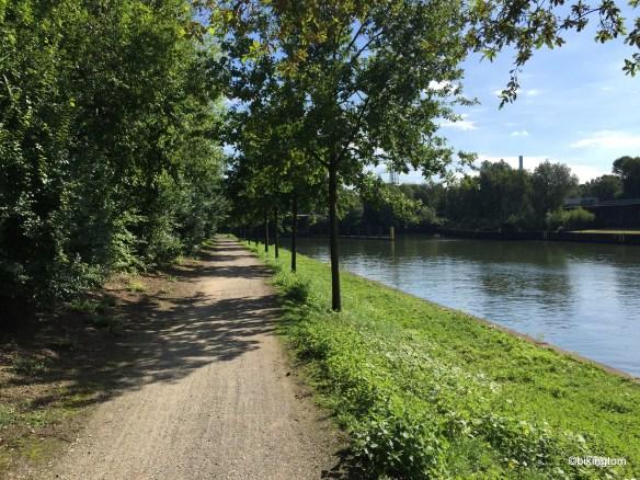 Am Rhein-Herne-Kanal