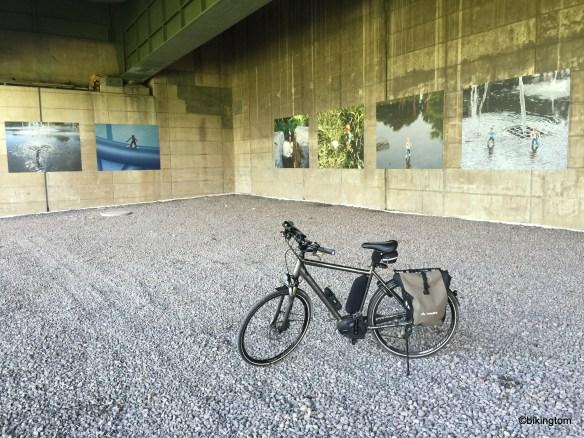 Galerie unter der A42