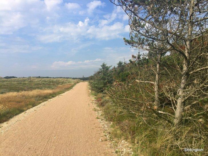 bikingtom nordseeküstenradweg nationalpark thy