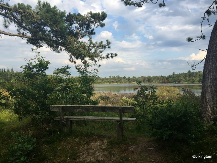bikingtom nordseeküstenradweg dänemark nationalpark thy