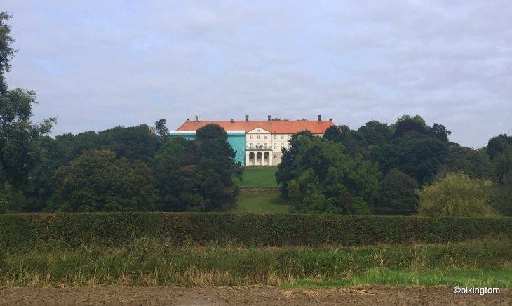 Fahrradtour bikingtom Schloss Cappenberg