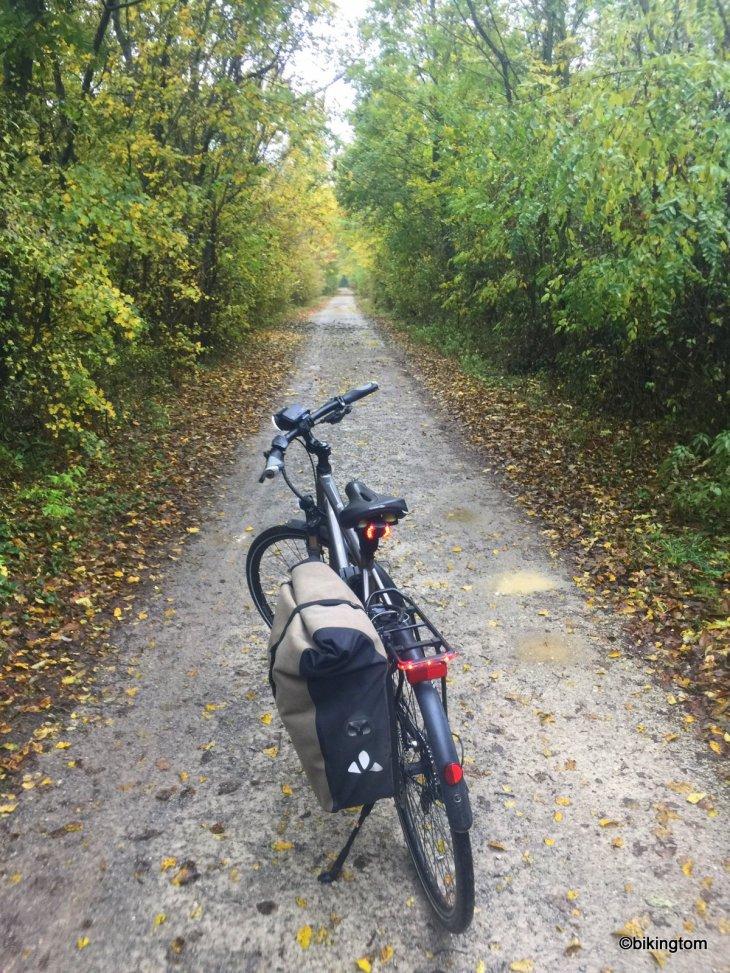 Radtour,bikingtom,Laub,Nationalpark,Österreich