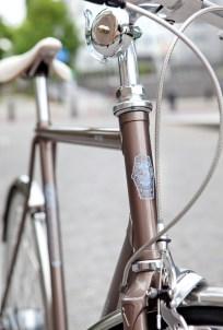 Schöne Details, schönes Rad! Foto: © Gazelle