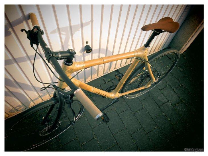 URBAM Bike,Commuter,Bambus,Test,bikingtom