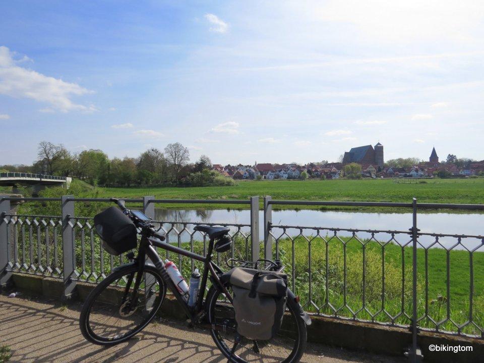 Fahrradtour,bikingtom,Verden,Niedersachsen,fahrradurlaub
