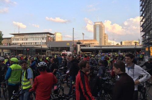 Nachtradeln, Stadt Essen, ADFC, bikingtom, Radfahren
