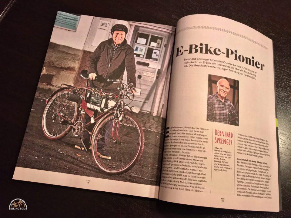 KARL,Fahrradmagazin,Zeitschrift