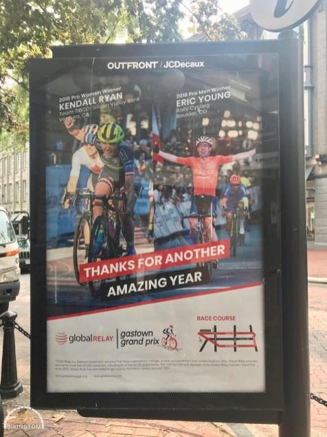 Radfahren Kanada,Cycling Canada,bikingtom,Gastown