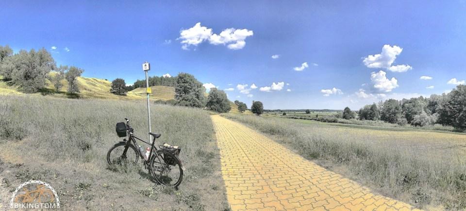 Uckermark,Brandenburg,Fahrrad,Radfahren,Oderbruch,Oder