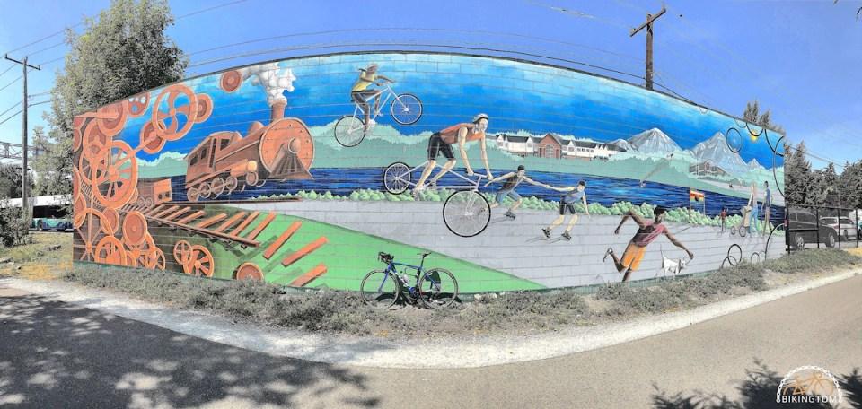 Seattle,Radfahren USA,Fahrrad,Sammamish River-Trail