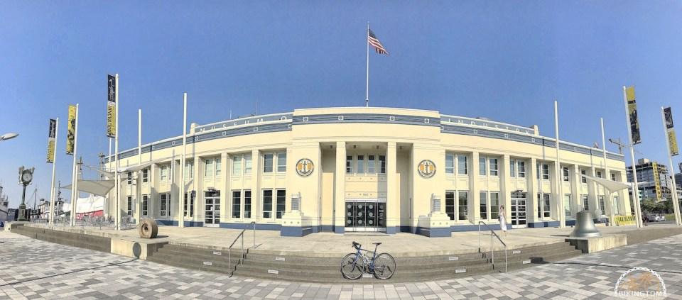 Seattle,Radfahren USA,Fahrrad,Lake Union Park