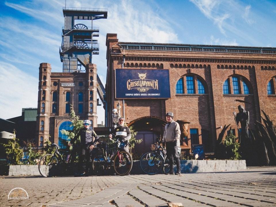 Halloween Radfahren,Fahrrad,Fahrradtour,bikingtom