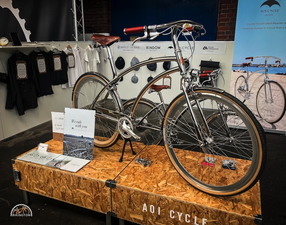 CYCLINGWORLD,Düsseldorf,Fahrrad,Radkultur,bikingtom,AOI CYCLE