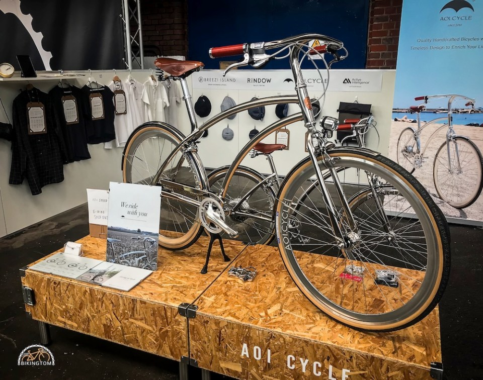 CYCLINGWORLD,Düsseldorf,Fahrrad,Radkultur,bikingtom,AOI Cycles