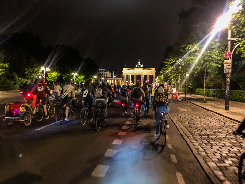 CM Berlin,Radfahren,Fahrrad