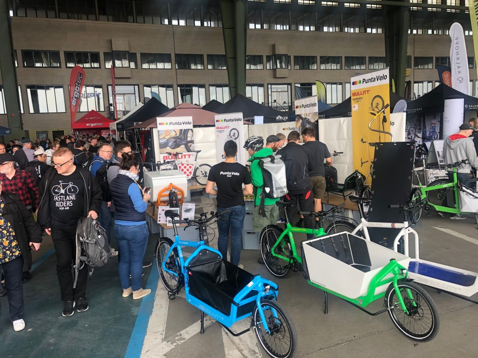 PUNTA VELO,Cargobike,bikingtom