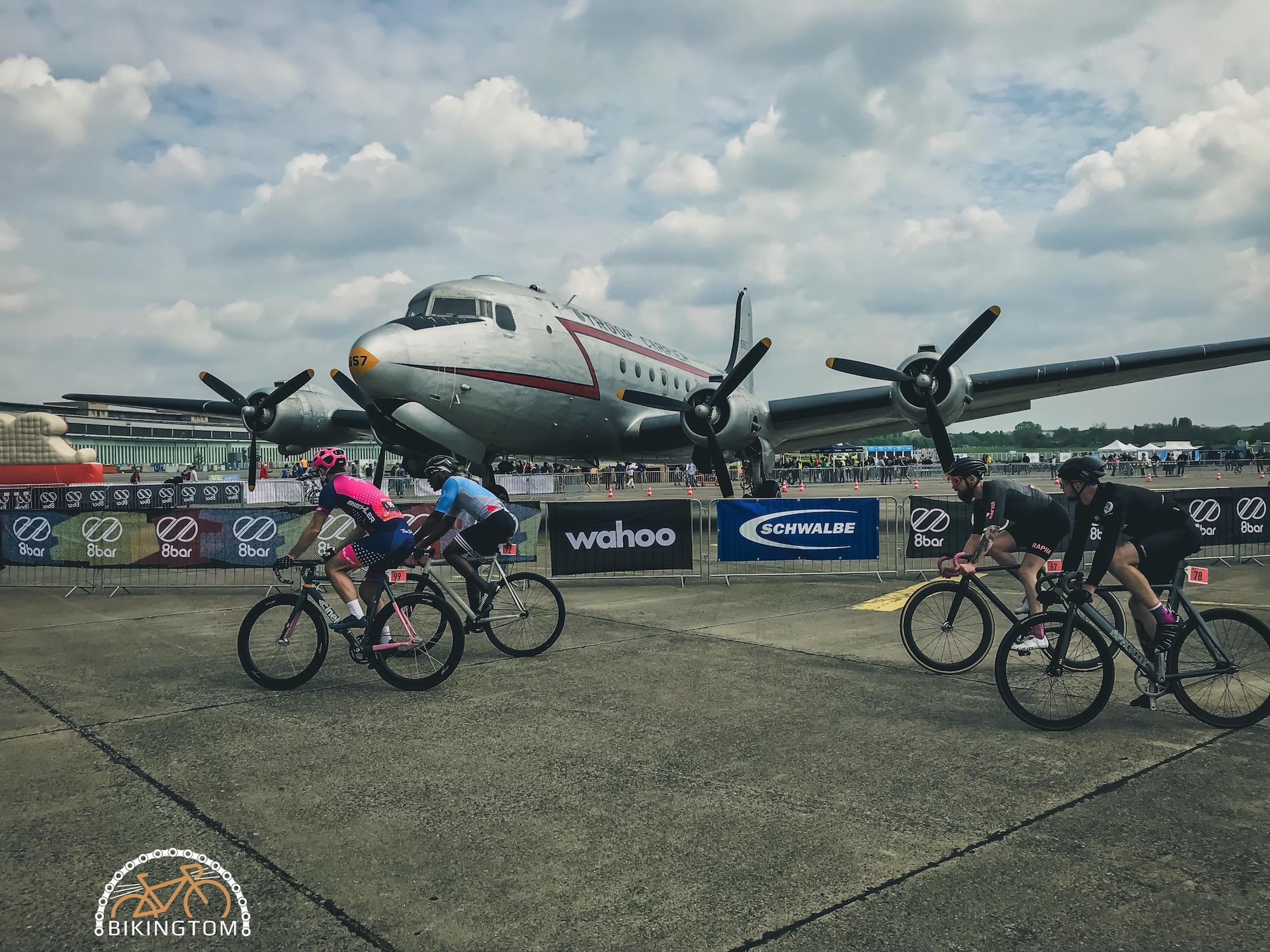 VELOBerlin,Airfield Race,Radrennen,bikingtom