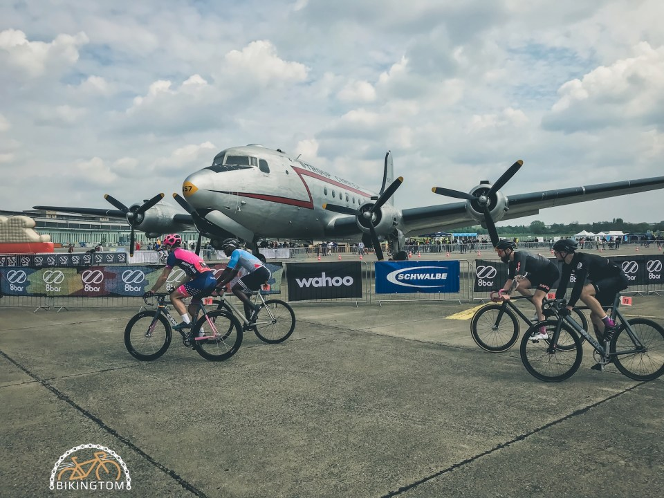 VELOBerlin,Airfield Race,Radrennen,bikingtom