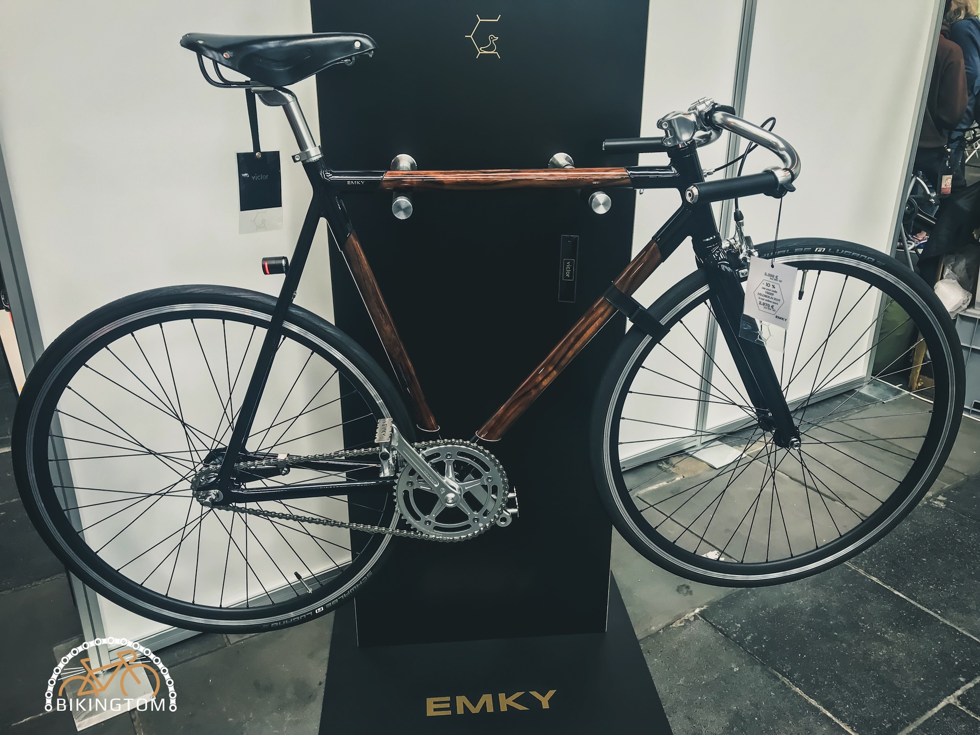 EMKY Bikes,VELOBerlin,Fahrradmesse