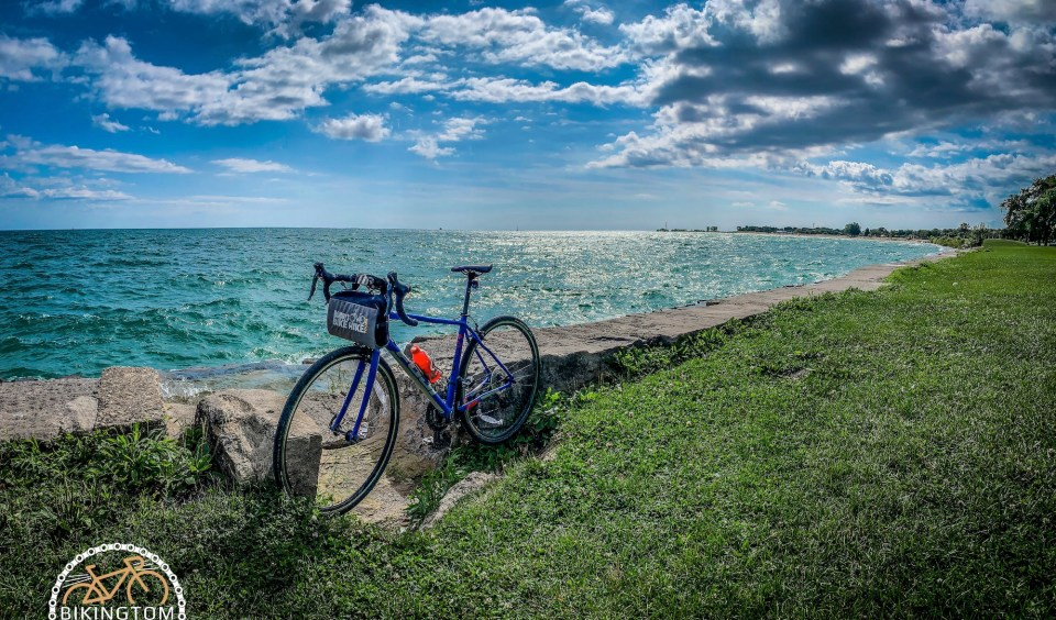 Cycling,Chicago,Fahrrad,Bike,bikingtom,Lake Michigan