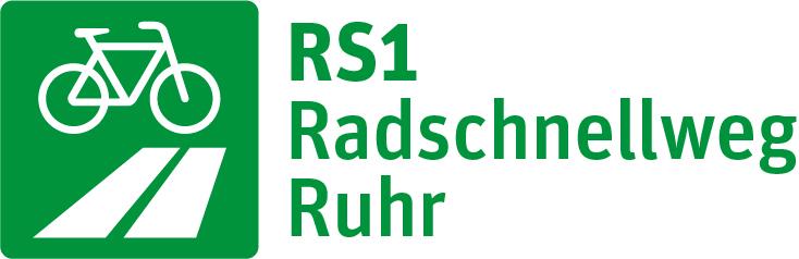 Radschnellweg RS1,Logo,bikingtom