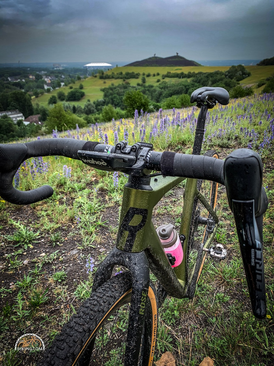 ROSE BACKROAD 2020,Gravelbike,Test,Erfahrung,SRAM FORCE ETAP AXS