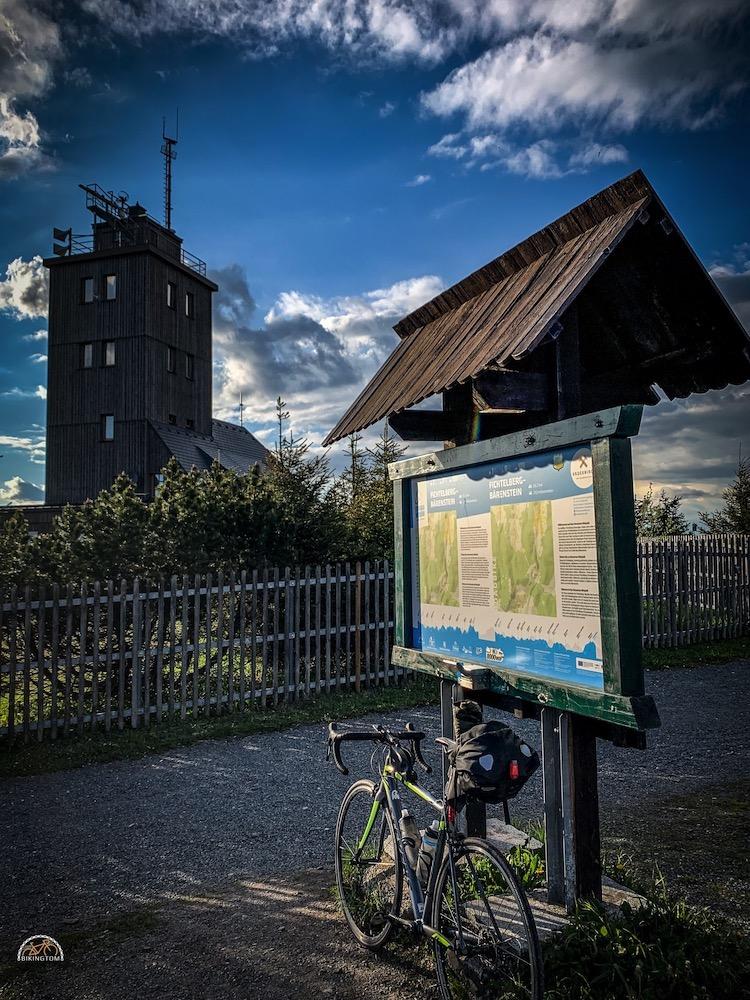 Stoneman Miriquidi Road, Erzgebirge,Rennrad,bikingtom