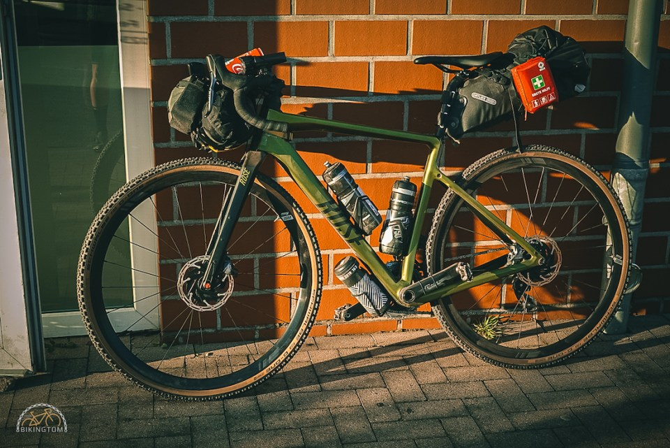 Overnighter,Bikepacking,bikingtom,Wulfen